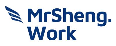 MrShengWork