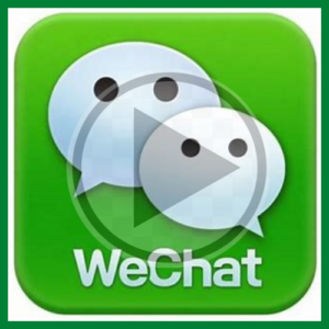 wechat play button