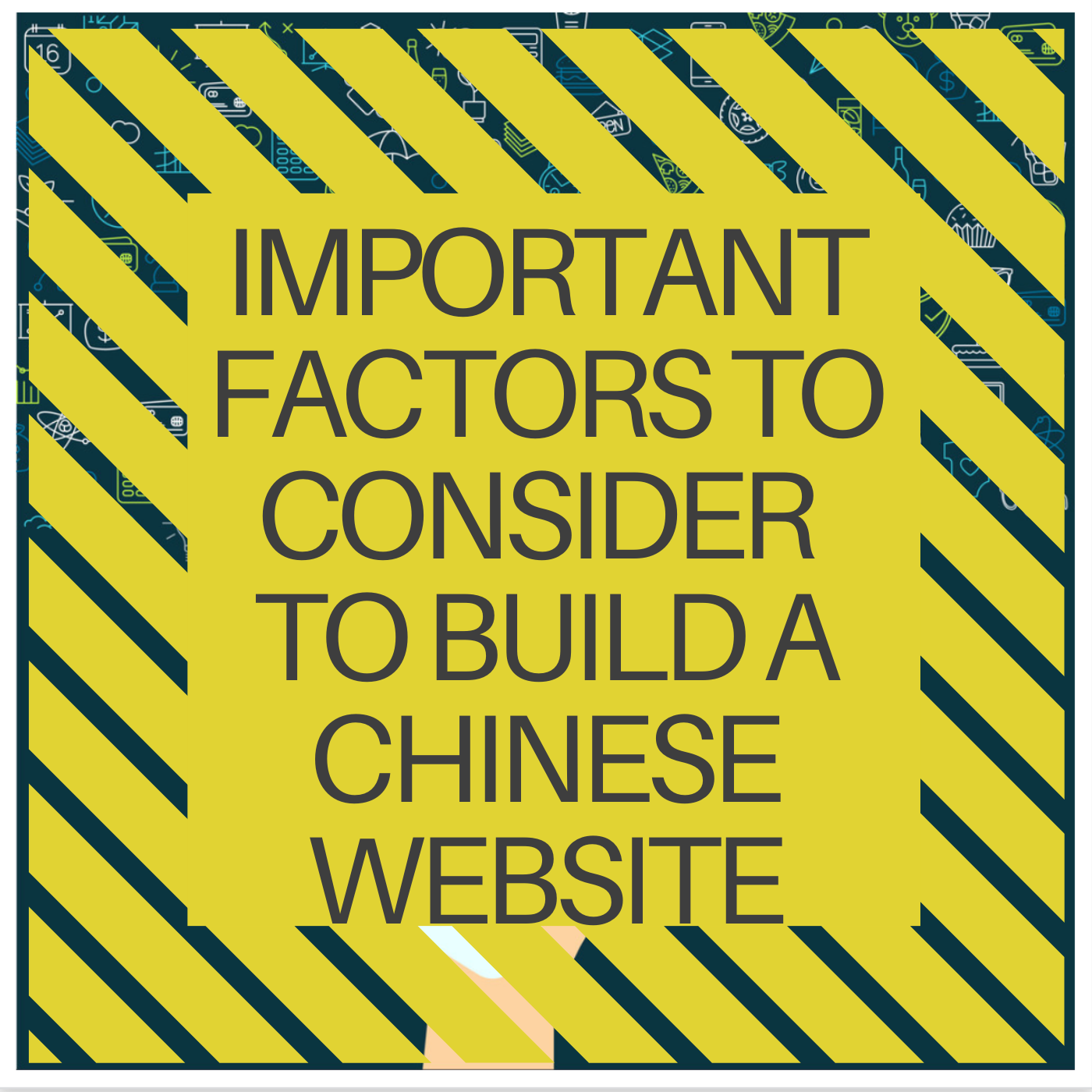 build a chinese website